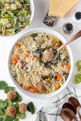 Slow Cooked Italian Wedding Soup - C-9854_resized