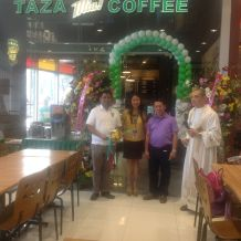 Taza Mia Opens 7th Branch at SM City Lipa