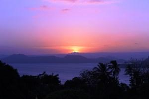 Nayomi sunset