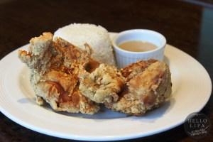 Spicy Pan Chicken