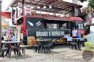 Brand X Burgers Lipa