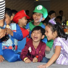 Kids and Kids At Heart Enjoyed the Wicked Circus Halloween Party of Lima Park Hotel