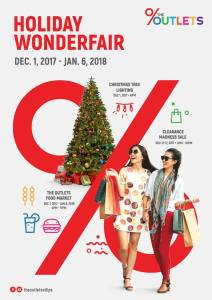 The Outlets Holiday Wonderfair