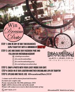 Dreamland arts and Crafts Cafe