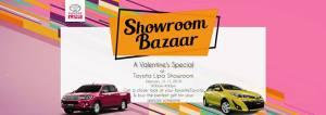 showroom bazaar