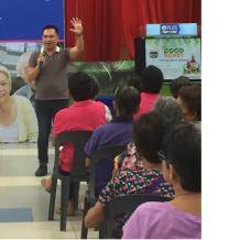 Seniors Enjoyed Livelihood Seminar at SM City Lipa