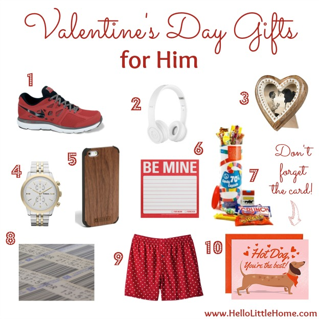 Valentines Day Gifts For Him Amp Her