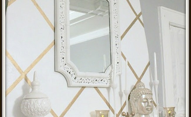 20 Diy Gold Home Decor Projects Hello Little Home