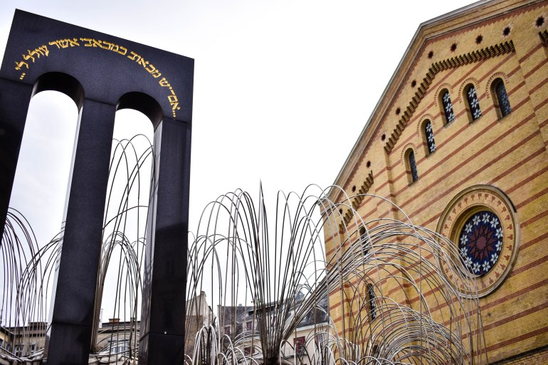 """<a href=""""https://www.budapestbylocals.com/budapest-great-synagogue.html"""">Raoul Wallenberg Memorial Park</a>"""