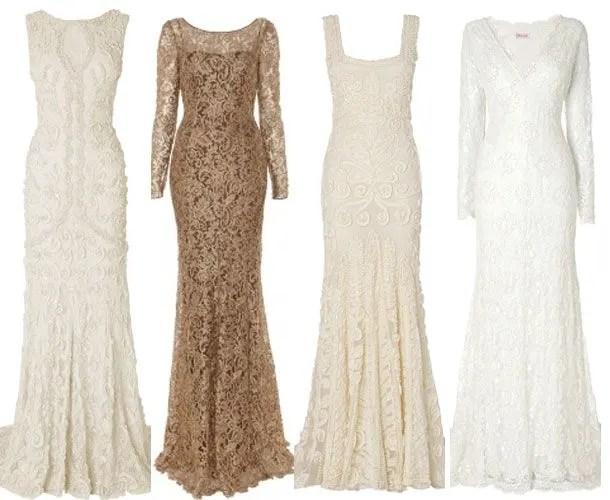 1920s: Vintage Wedding Dresses