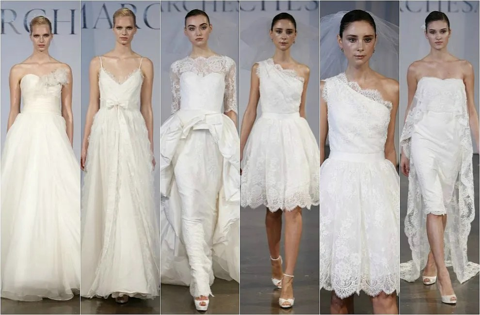 The Wedding Dresses Of New York Bridal Week 2013/2014