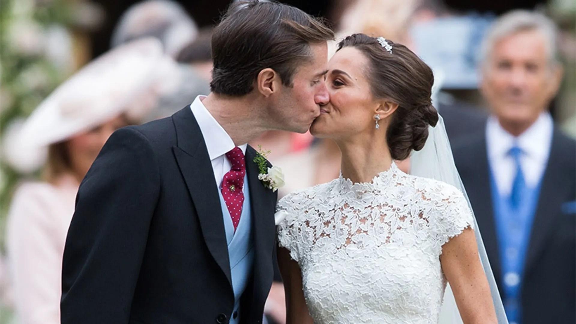 Pippa Middleton Wedding: Prince Harry's Menu Card Up For Sale