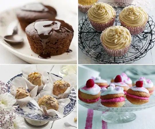 Cupcakes: Recipes And A Brief History Of The Cupcake