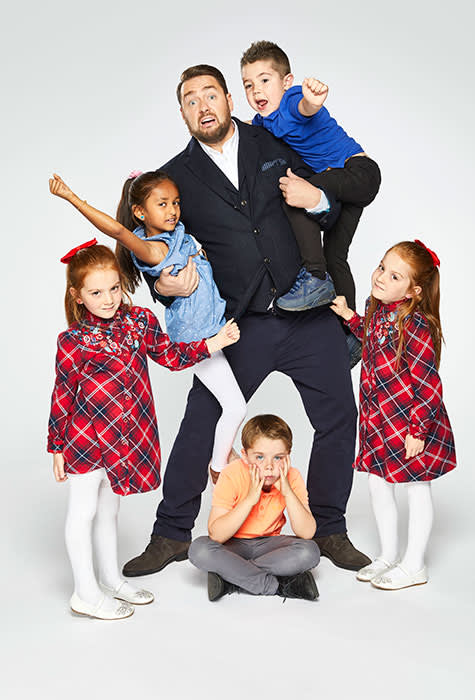 What Would Are Kid Look Like : would, Jason, Manford?, Everything, About, Would, HELLO!