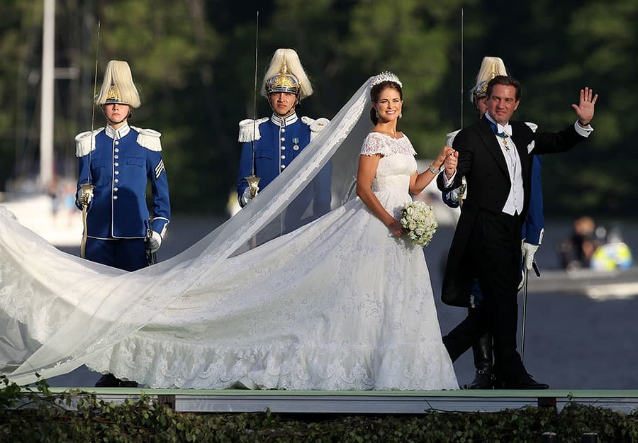 Royal Wedding Dresses: The Most Iconic Gowns