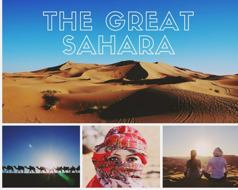 The greatsAHARA