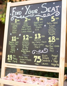 Seating chart ideas inspiration fun different diy wedding also there   an idea charts hello may rh hellomay
