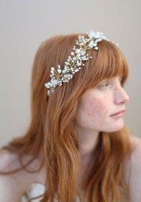 wedding hair accessories au hello may 183 twigs honey