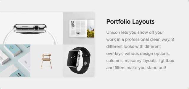 Unicon   Design-Driven Multipurpose Theme - 25