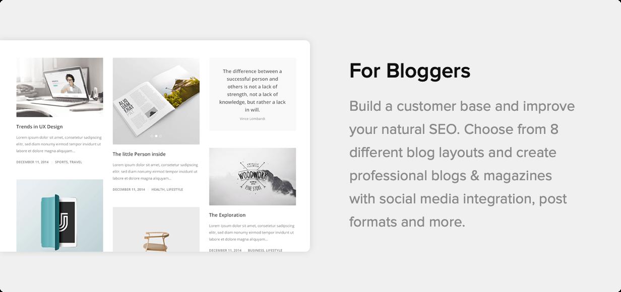 Unicon | Design-Driven Multipurpose Theme - 26