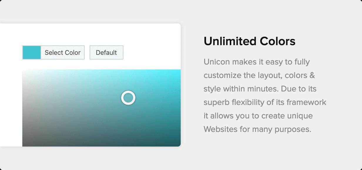 Unicon | Design-Driven Multipurpose Theme - 17
