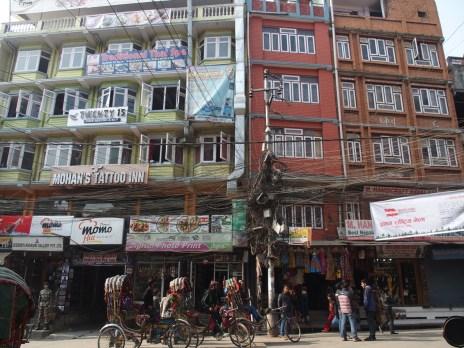 Safe elecricity & rikshas