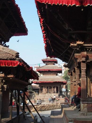 Temples at Durbar Square 2