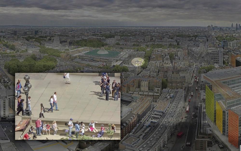 Londres en 80 Gigapíxeles, la panorámica mas grande del mundo. (6/6)