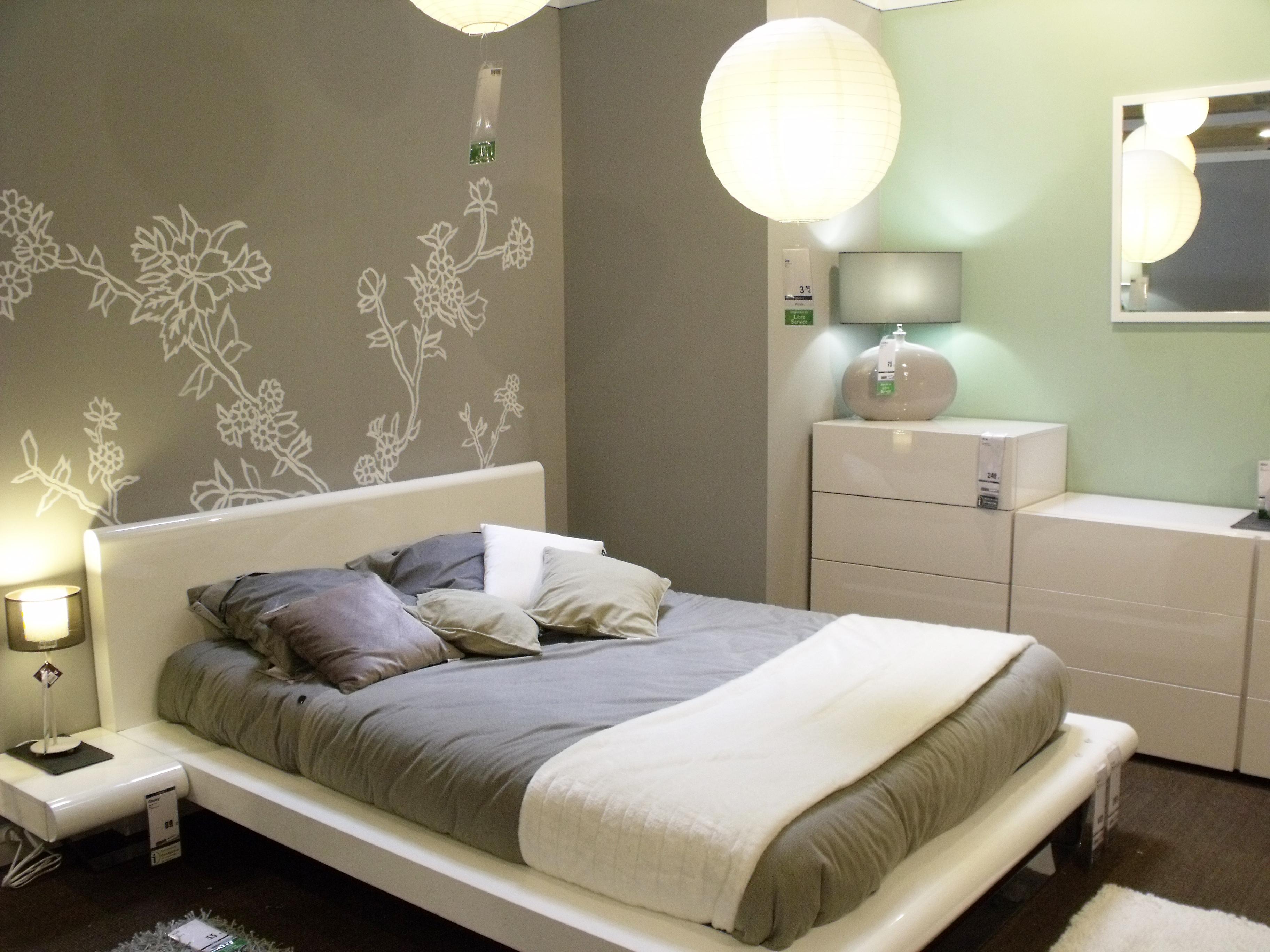 Dcoration dune chambre  coucher apaisante