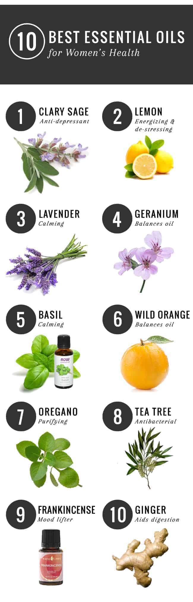 10 Best Essential Oils for Women's Health | Henry Happened