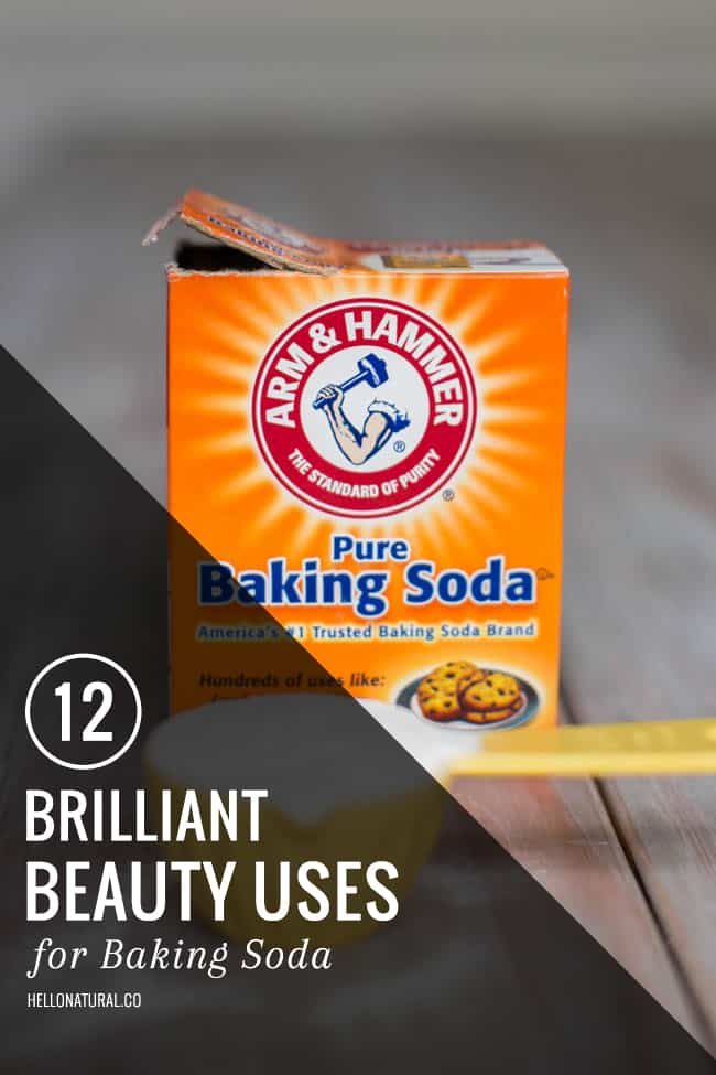12 Brilliant Beauty Uses For Baking Soda Hellonatural Co