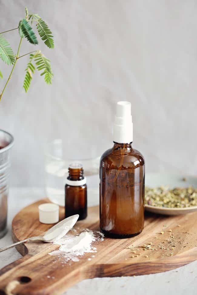 Diy Dry Shampoo Spray Hellonatural Co