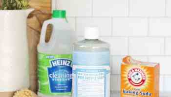 10 Must-Have Ingredients for Homemade Cleaners