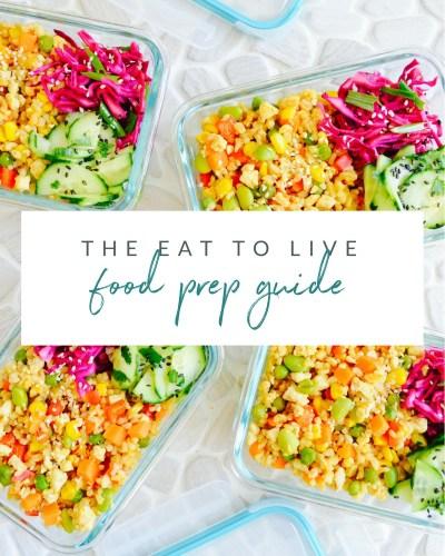 eat to live weekly food prep dr fuhrman nutritarian diet plan weekly meal prep no oil recipes the end of heart disease
