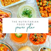 The Nutritarian Food Prep Power Plan