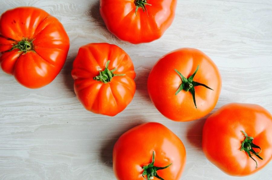 tomatoes heirloom tomatoes pico de gallo recipe no added salt