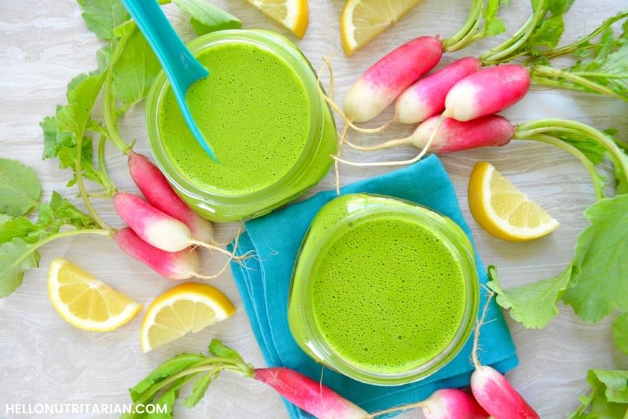 No Oil Nutritarian Pesto Salad Dressing Recipe Hello Nutritarian Low Sodium Eat to Live 6 week Diet Plan Dr Greger How Not to Die Daily Dozen