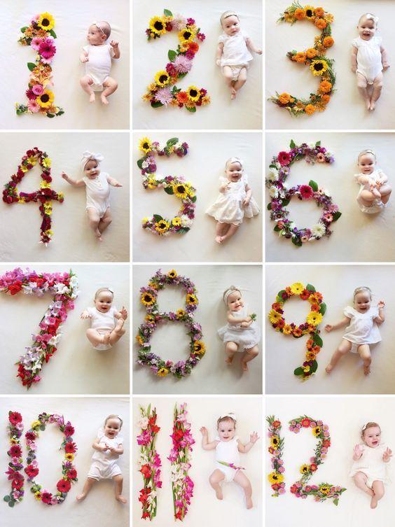 10 ideas para documentar el primer año de vida de tu bebé   Hello Papis