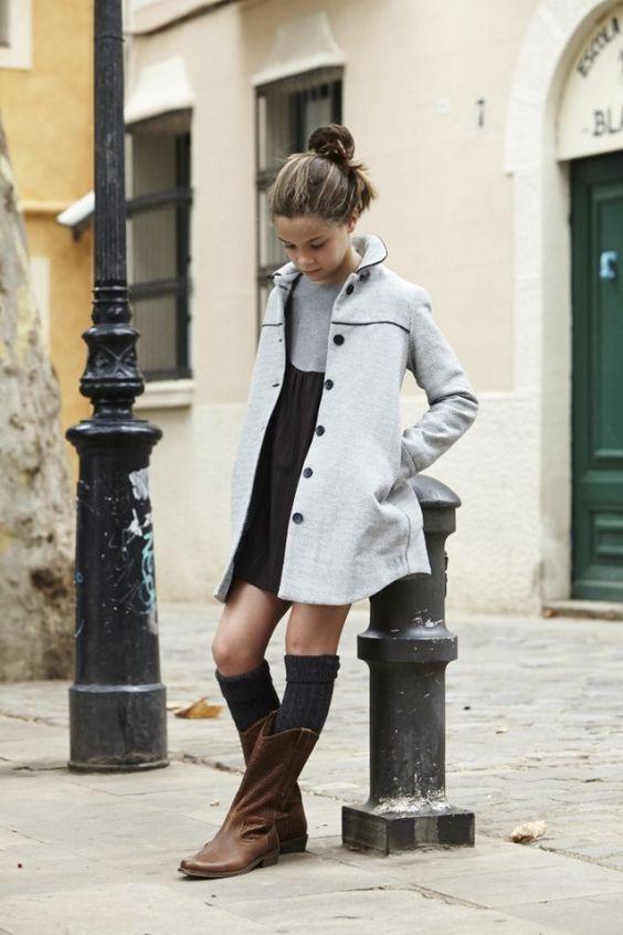moda niños otoño invierno 2016