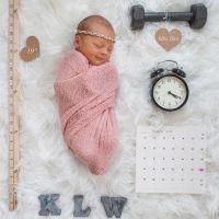25 fotos de recién nacido imprescindibles en tu álbum del bebé