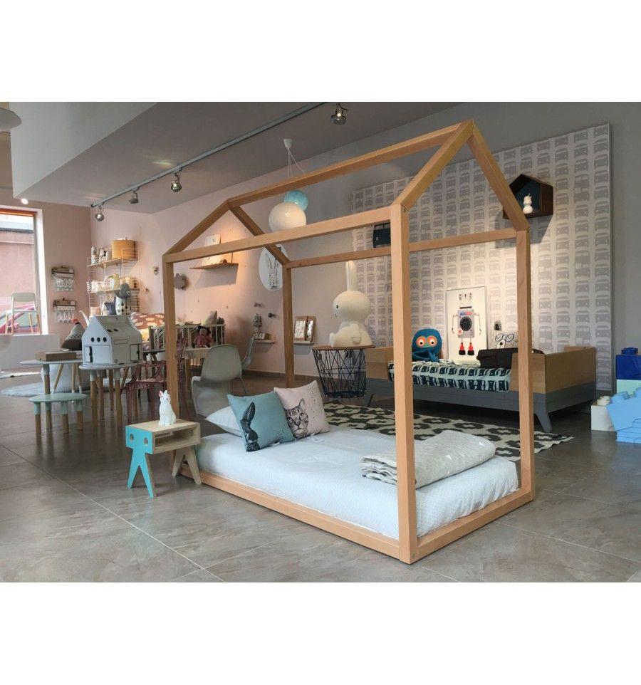 Donde comprar cama en forma de casa hello papis - Camas de casita para ninas ...