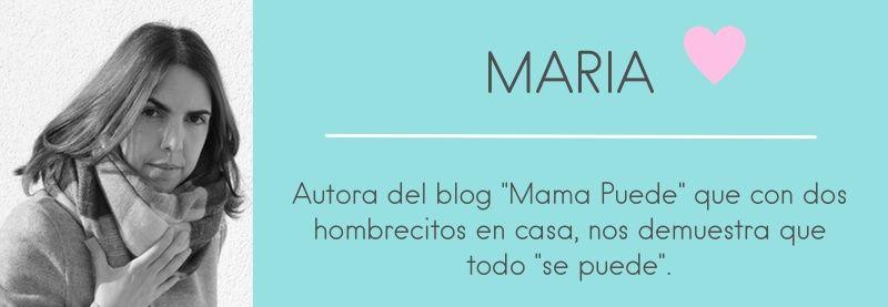 Cartel entrevista MAria