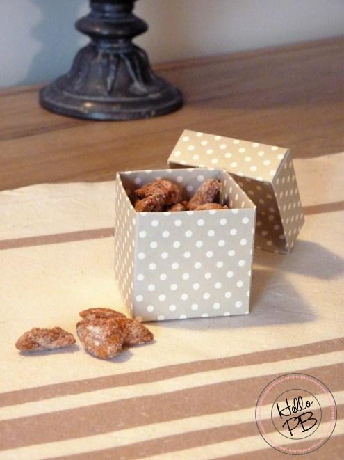 Packaging pour offrir des friandises !