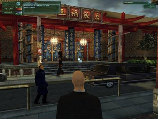 Hitman 1 Codename 47 Game For PC-2