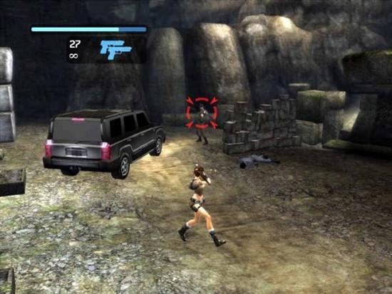 tomb raider legend game - hellopcgames