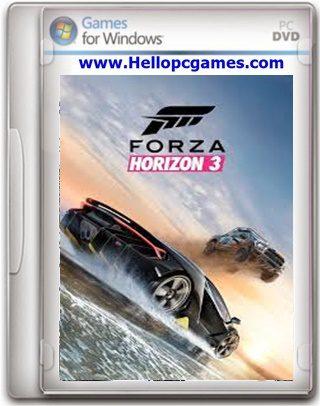 Forza Horizon 3 Crack : forza, horizon, crack, Forza, Horizon, Download, Version