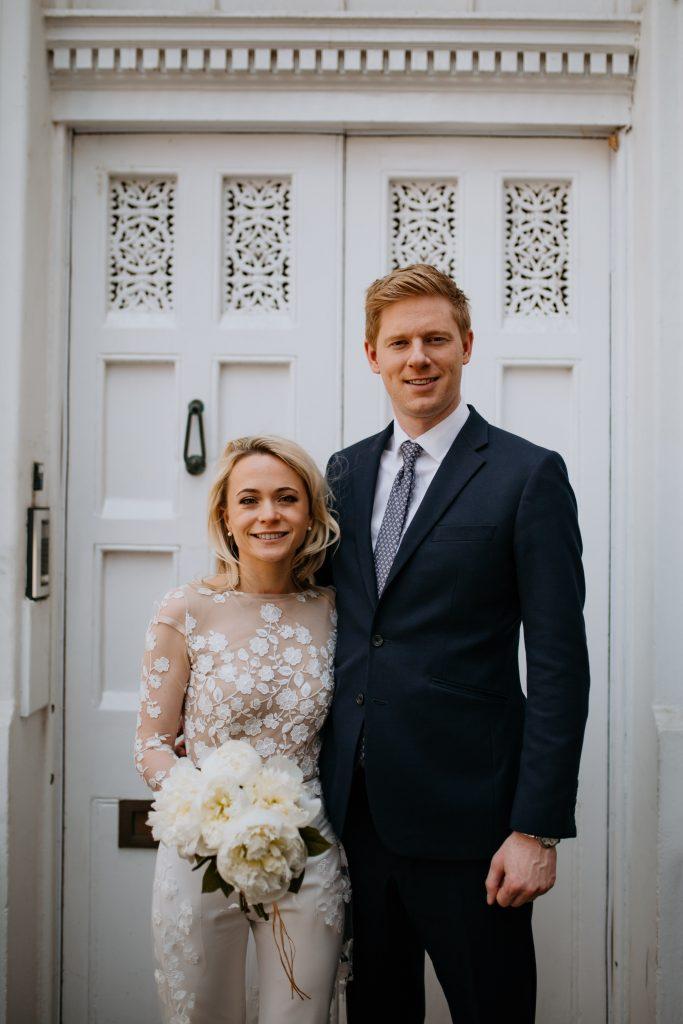 Mayfair Wedding Photo