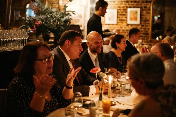 French Restaurant London - Le Café du Marché London Charterhouse