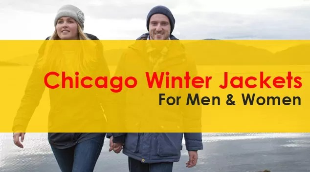 Best Chicago Winter Coats and Jackets