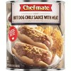 Chef-mate Hot Dogs Chili
